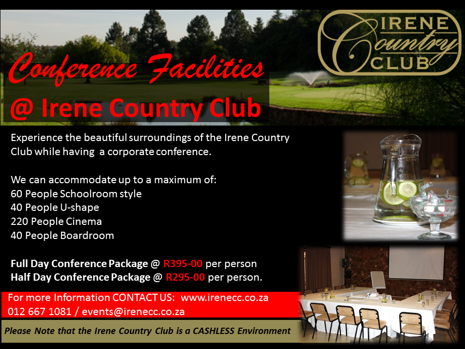CONFERENCE PACKAGES