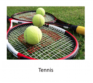 Tennis Button